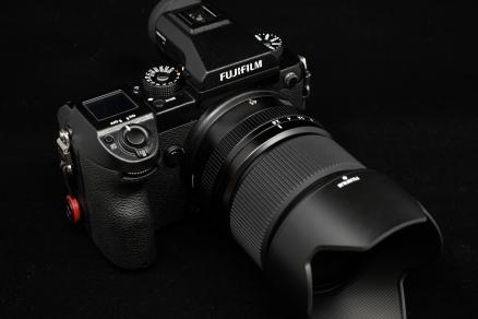 GFX50R with GF45mm