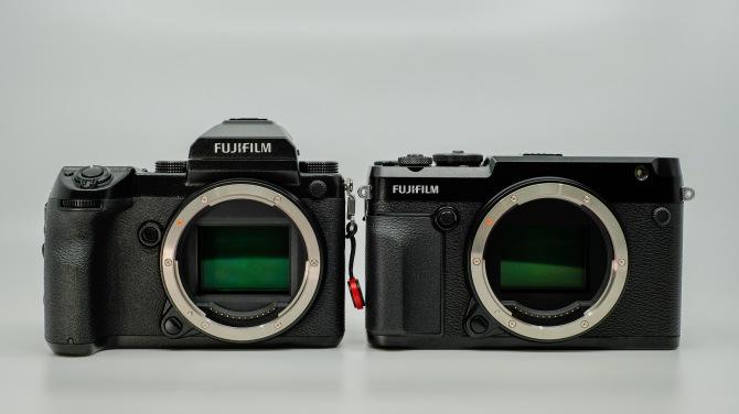 GFX50S and GFX50R