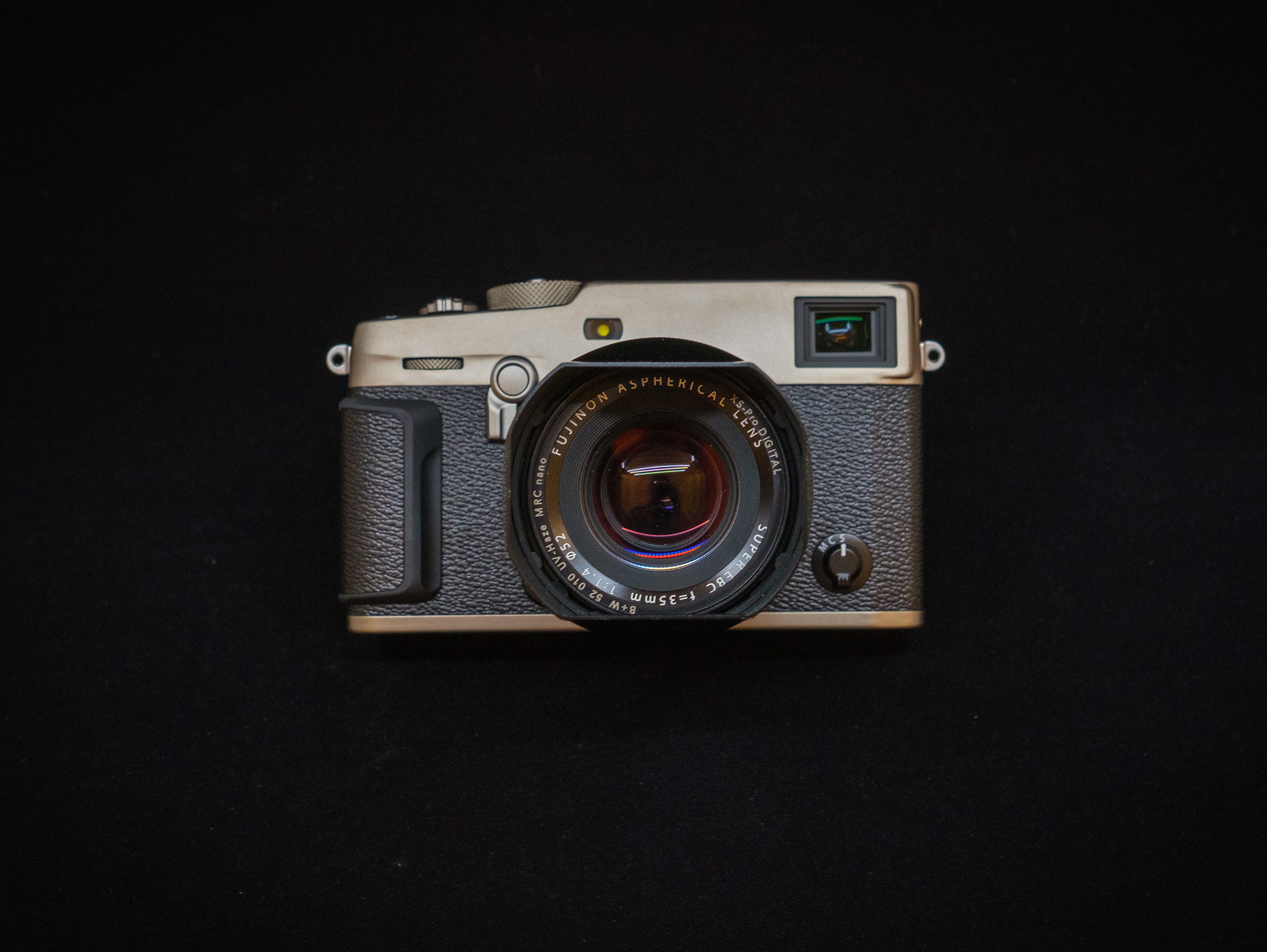 Review of the Fujifilm X-Pro3 is up!